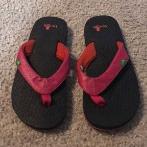Girls sandals size 12-13